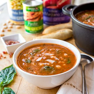 Summer Tomato-Basil Soup, a Can-Do Meal That's Simply Delectable