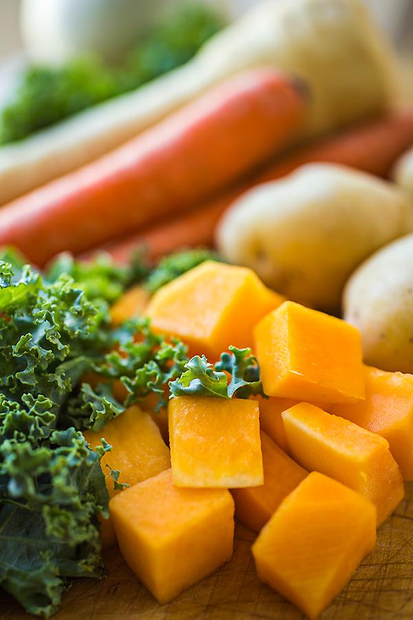 Harvest Vegetables | thecozyapron.com