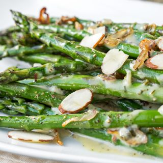 Asparagus with a Zesty Dijon Sauce, and Welcoming the Arrival of Spring
