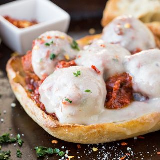 Italian Meatball Sandwich, and Learning to Quiet the Chatter