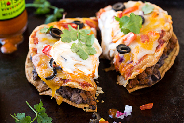 Mini Mexican Pizza, and Relishing Life's Light and Crispy Moments