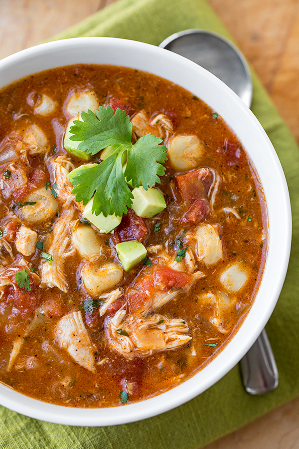 Zesty Mexican Chicken Stew | thecozyapron.com