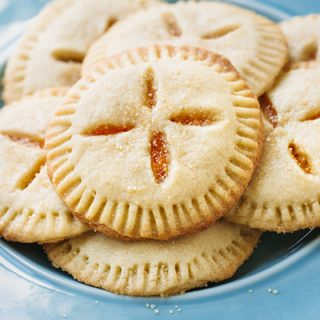 Apricot Sugar Cookie Pies, for a Little Taste of Something Sweet in Summer