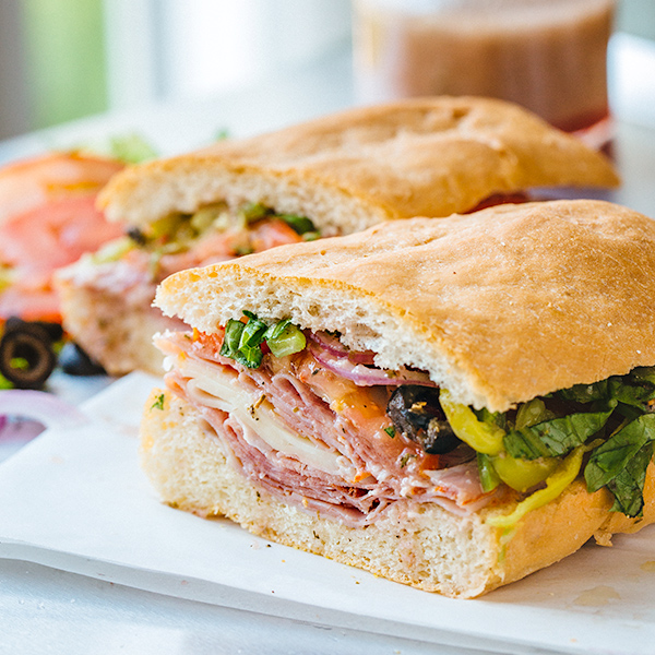 Classic Italian Sub Sandwich, and Not Letting the Bully Steal Your ...