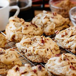 Maple Pecan Scones, Sweet Little Bites of Fall