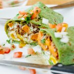 Breakfast Burrito | thecozyapron.com