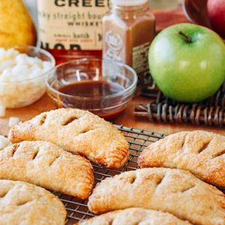 Apple and Pear Hand Pies, and No Time Like the Present to Live Life More Fully