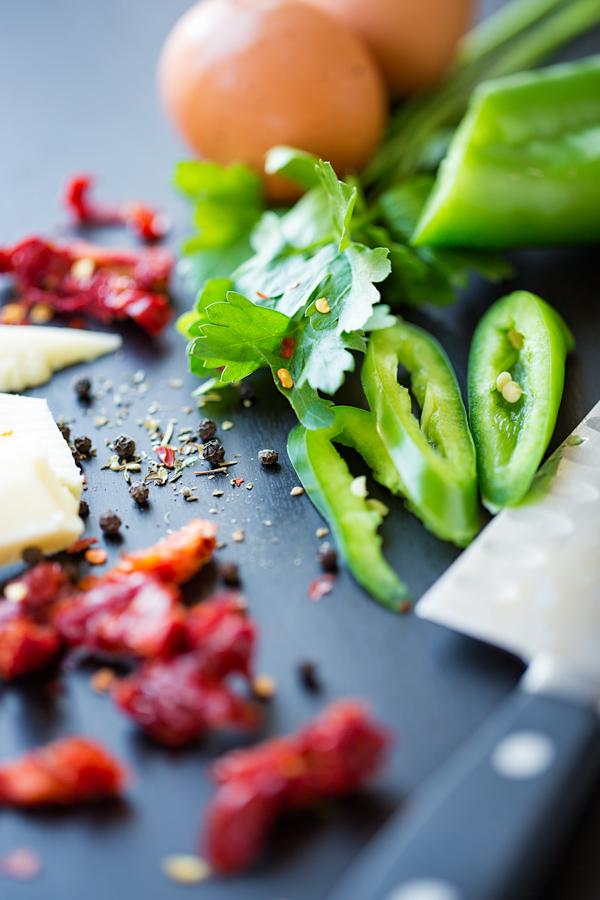 Deep Dish Breakfast Stuffing Ingredients   thecozyapron.com
