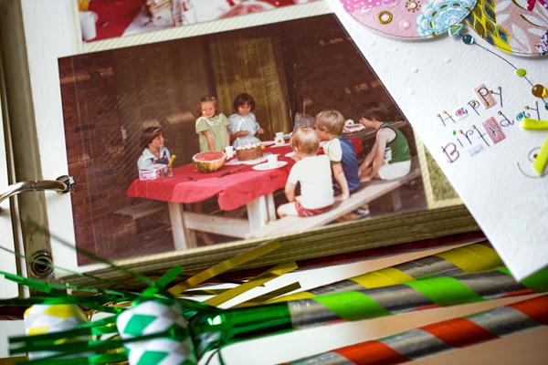 Birthday Party Photo | thecozyapron.com