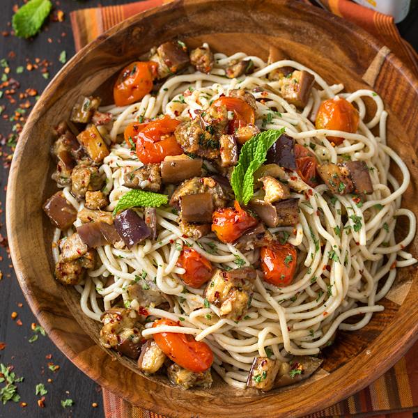 Mediterranean Style Cuisine: Gluten-Free Pasta Salad Mediterranean Style