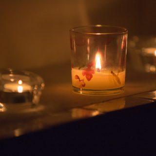 Candle Nook | thecozyapron.com