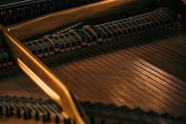 Heart Song Piano Strings | thecozyapron.com