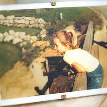 Little Girl Big Dreams | thecozyapron.com