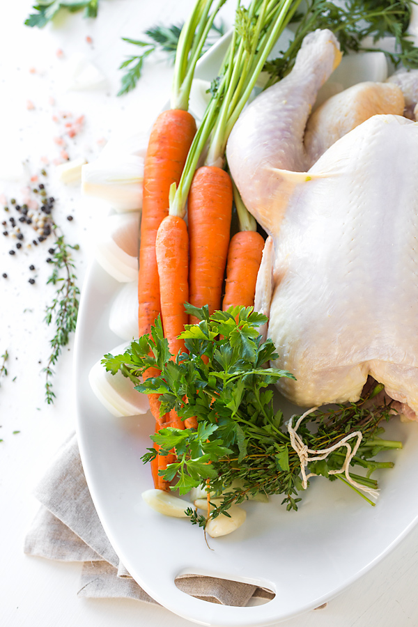 Chicken Broth Ingredients