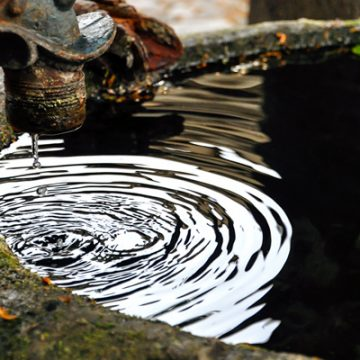 Fresh Water Well | thecozyapron.com