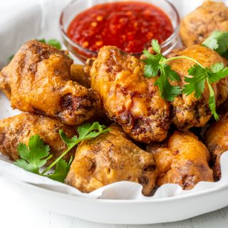 Vietnamese Fried Chicken | thecozyapron.com