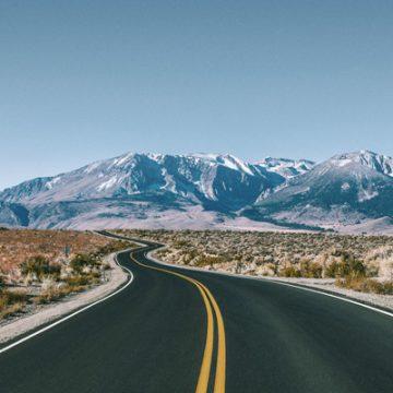 Open road | thecozyapron.com