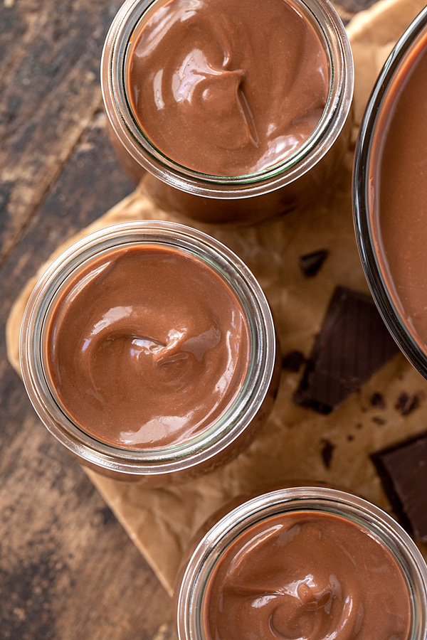 Chocolate Pudding | thecozyapron.com