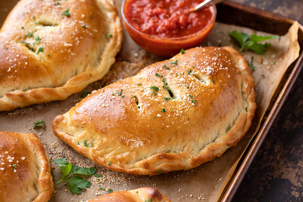 Calzones | The Cozy Apron